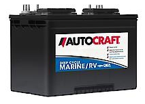 AutoCraft 12v Deep Cycle Battery