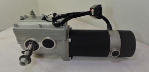 24v Gear Motor readily found on eBay
