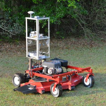 Let's Build an Autonomous Large-Scale Mower