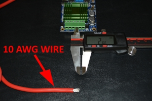 10AWG M60 Not Recommended