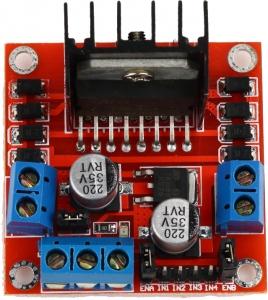 L298N Dual Motor Controller