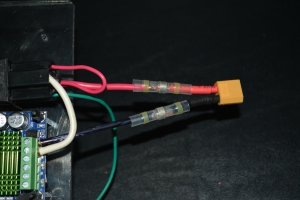 XT60 Heat Shrink Pre Solder