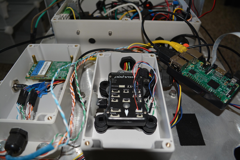 Rover 2 Photo Essay – Deep South Robotics