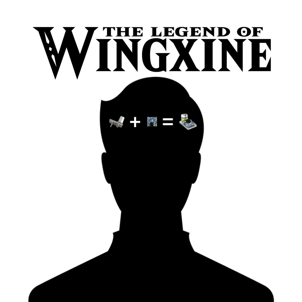 Brother if you've never met Wingxine, brace for impact.